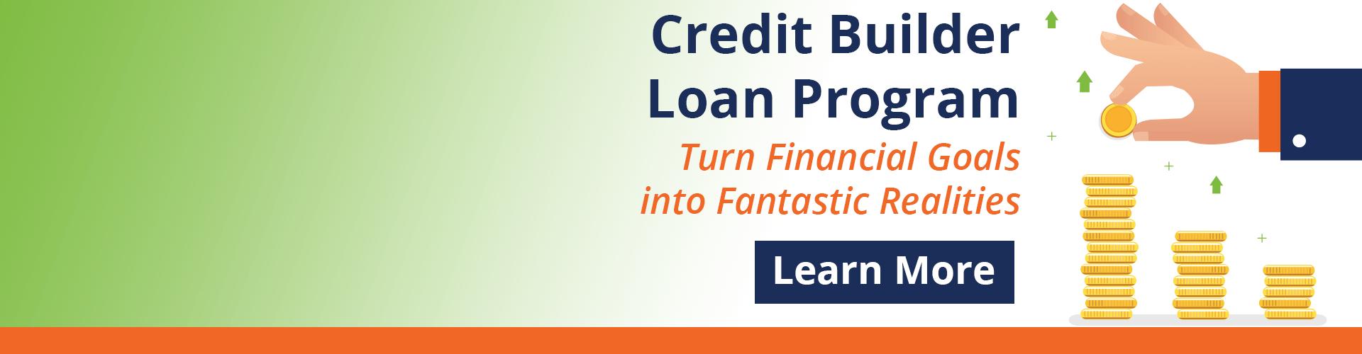 Credit Builder Loan Program