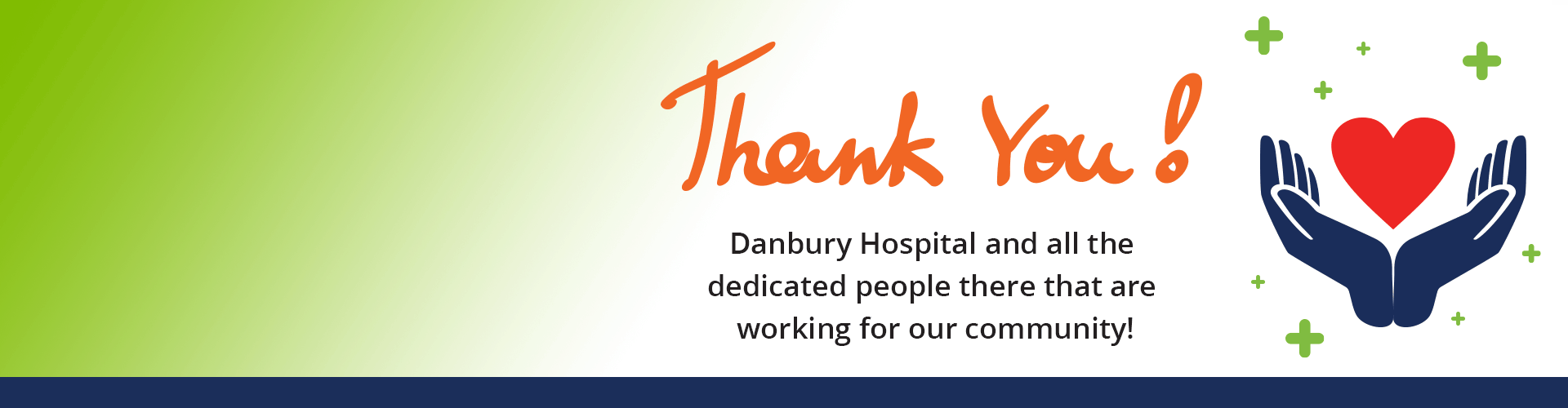Thank You - Danbury Hospital